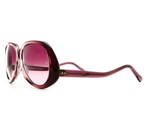 Oliver Goldsmith Crystal Berry BEULAH, oliver Goldsmith, glasses frames, eyeglasses online, eyeglass frames, mens glasses, womens glasses, buy glasses online, designer eyeglasses, vintage sunglasses, retro sunglasses, vintage glasses, sunglass, eyeglass, glasses, lens, vintage frames company, vf