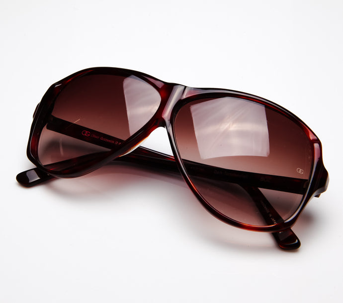 Oliver Goldsmith Black Dark Tortoiseshell BOZ
