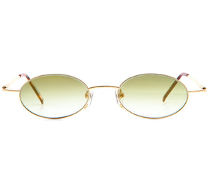 Paolo Gucci 7448R HINI 21K Gold Plated Special Edition Flash Gold