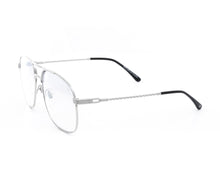 VF Snatch 18KT White Gold (Blue Slate) Side, VF by Vintage Frames, glasses frames, eyeglasses online, eyeglass frames, mens glasses, womens glasses, buy glasses online, designer eyeglasses, vintage sunglasses, retro sunglasses, vintage glasses, sunglass, eyeglass, glasses, lens, vintage frames company, vf