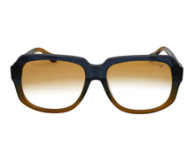 VF Gentleman Blue & Brown Acetate (Yellow Brown Gradient), VF Masterpiece, glasses frames, eyeglasses online, eyeglass frames, mens glasses, womens glasses, buy glasses online, designer eyeglasses, vintage sunglasses, retro sunglasses, vintage glasses, sunglass, eyeglass, glasses, lens, vintage frames company, vf