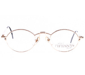 Tiffany T104 C4 23k Gold Plated