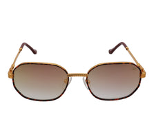 VF Hustler Tortoise 18KT Gold (Brown / Gray Gradient), VF by Vintage Frames, glasses frames, eyeglasses online, eyeglass frames, mens glasses, womens glasses, buy glasses online, designer eyeglasses, vintage sunglasses, retro sunglasses, vintage glasses, sunglass, eyeglass, glasses, lens, vintage frames company, vf