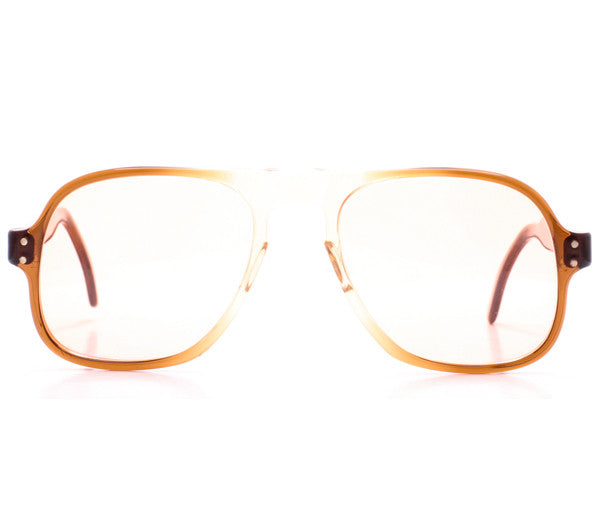 UNB 634 Clear/Brown Front
