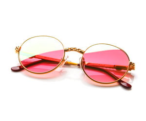 24KT Masterpiece (Candy Red), VF Masterpiece, vintage frames, vintage frame, vintage sunglasses, vintage glasses, retro sunglasses, retro glasses, vintage glasses, vintage designer sunglasses, vintage design glasses, eyeglass frames, glasses frames, sunglass frames, sunglass, eyeglass, glasses, lens, jewelry, vintage frames company, vf