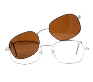 4eyes (Clear Flash Gold / Brown) Front