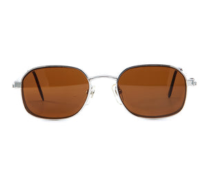 4eyes (Clear Flash Gold / Brown) Front 1