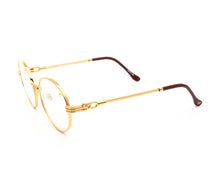 VF 508 18KT Gold (Clear), VF by Vintage Frames, glasses frames, eyeglasses online, eyeglass frames, mens glasses, womens glasses, buy glasses online, designer eyeglasses, vintage sunglasses, retro sunglasses, vintage glasses, sunglass, eyeglass, glasses, lens, vintage frames company, vf