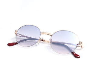 , VF 508 Half Rim 18KT Rose Gold (Black / Pink), VF by Vintage Frames, glasses frames, eyeglasses online, eyeglass frames, mens glasses, womens glasses, buy glasses online, designer eyeglasses, vintage sunglasses, retro sunglasses, vintage glasses, sunglass, eyeglass, glasses, lens, vintage frames company, vf