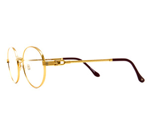 VF 508 18KT Gold Signature Edition (Clear Flash Gold) Side