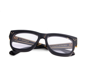 VF Billionaire Black (Clear), VF Masterpiece, vintage frames, vintage frame, vintage sunglasses, vintage glasses, retro sunglasses, retro glasses, vintage glasses, vintage designer sunglasses, vintage design glasses, eyeglass frames, glasses frames, sunglass frames, sunglass, eyeglass, glasses, lens, jewelry, vintage frames company, vf