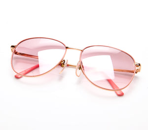 VF by Vintage Frames Bonnie (Pink Mirror Gradient), VF by Vintage Frames, vintage frames, vintage frame, vintage sunglasses, vintage glasses, retro sunglasses, retro glasses, vintage glasses, vintage designer sunglasses, vintage design glasses, eyeglass frames, glasses frames, sunglass frames, sunglass, eyeglass, glasses, lens, jewelry, vintage frames company, vf