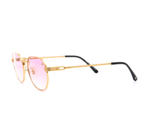 VF Detroit Player 18KT Gold (Pink Pop), VF by Vintage Frames, glasses frames, eyeglasses online, eyeglass frames, mens glasses, womens glasses, buy glasses online, designer eyeglasses, vintage sunglasses, retro sunglasses, vintage glasses, sunglass, eyeglass, glasses, lens, vintage frames company, vf
