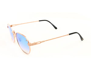 VF Detroit Player 18KT Rose Gold (Blue Peach)