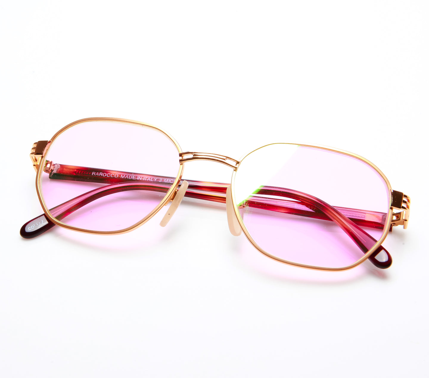 Detroit Player 5 (Multi Flash Pink Thumbnail, VF by Vintage Frames , glasses frames, eyeglasses online, eyeglass frames, mens glasses, womens glasses, buy glasses online, designer eyeglasses, vintage sunglasses, retro sunglasses, vintage glasses, sunglass, eyeglass, glasses, lens, vintage frames company, vf