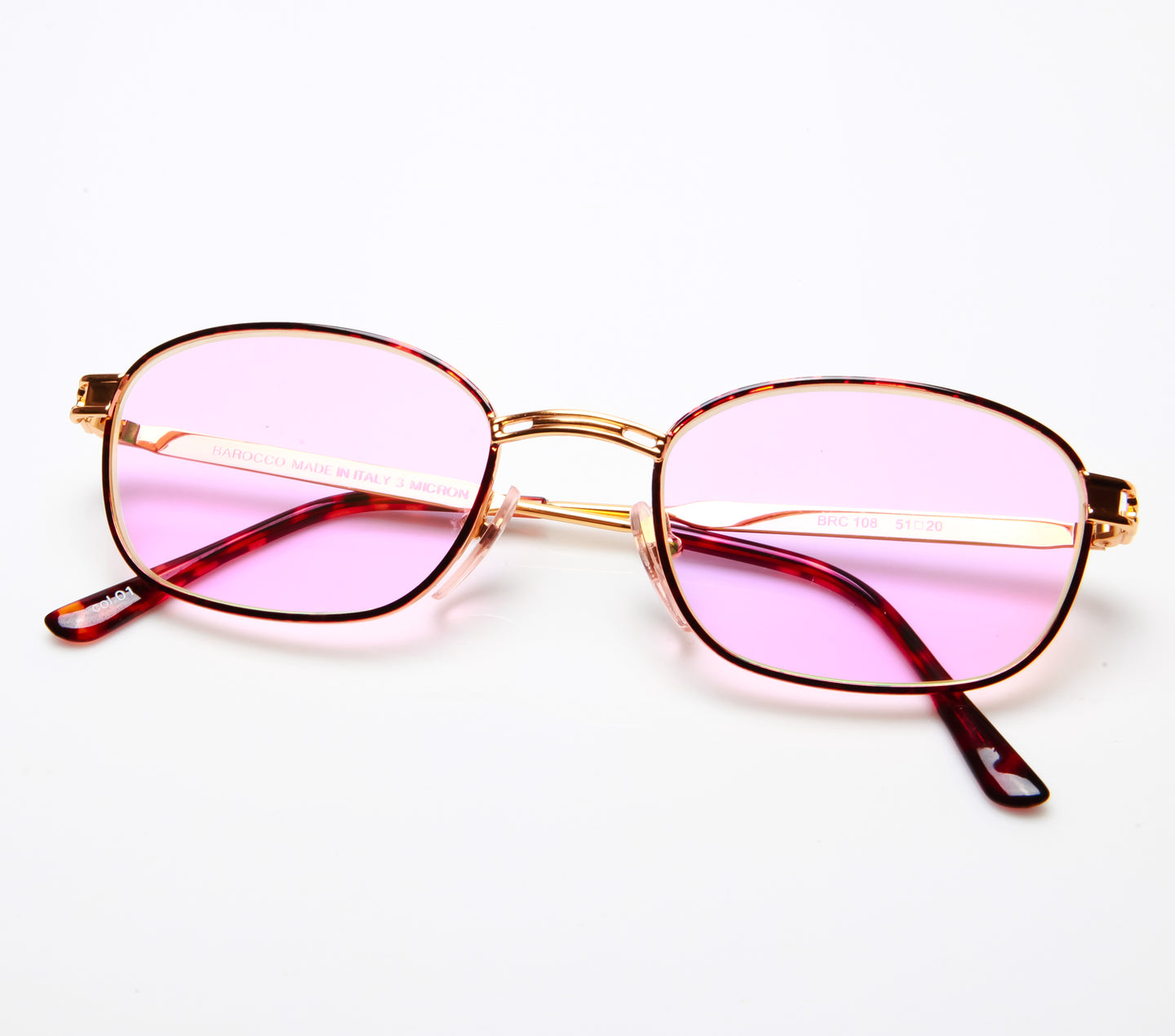 Detroit Player 5.1 Pink Multi Thumbnail, VF by Vintage Frames , glasses frames, eyeglasses online, eyeglass frames, mens glasses, womens glasses, buy glasses online, designer eyeglasses, vintage sunglasses, retro sunglasses, vintage glasses, sunglass, eyeglass, glasses, lens, vintage frames company, vf