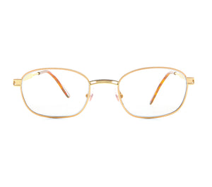 Detroit Player 5.1 OG (Gold Dust) Front, VF by Vintage Frames, glasses frames, eyeglasses online, eyeglass frames, mens glasses, womens glasses, buy glasses online, designer eyeglasses, vintage sunglasses, retro sunglasses, vintage glasses, sunglass, eyeglass, glasses, lens, vintage frames company, vf