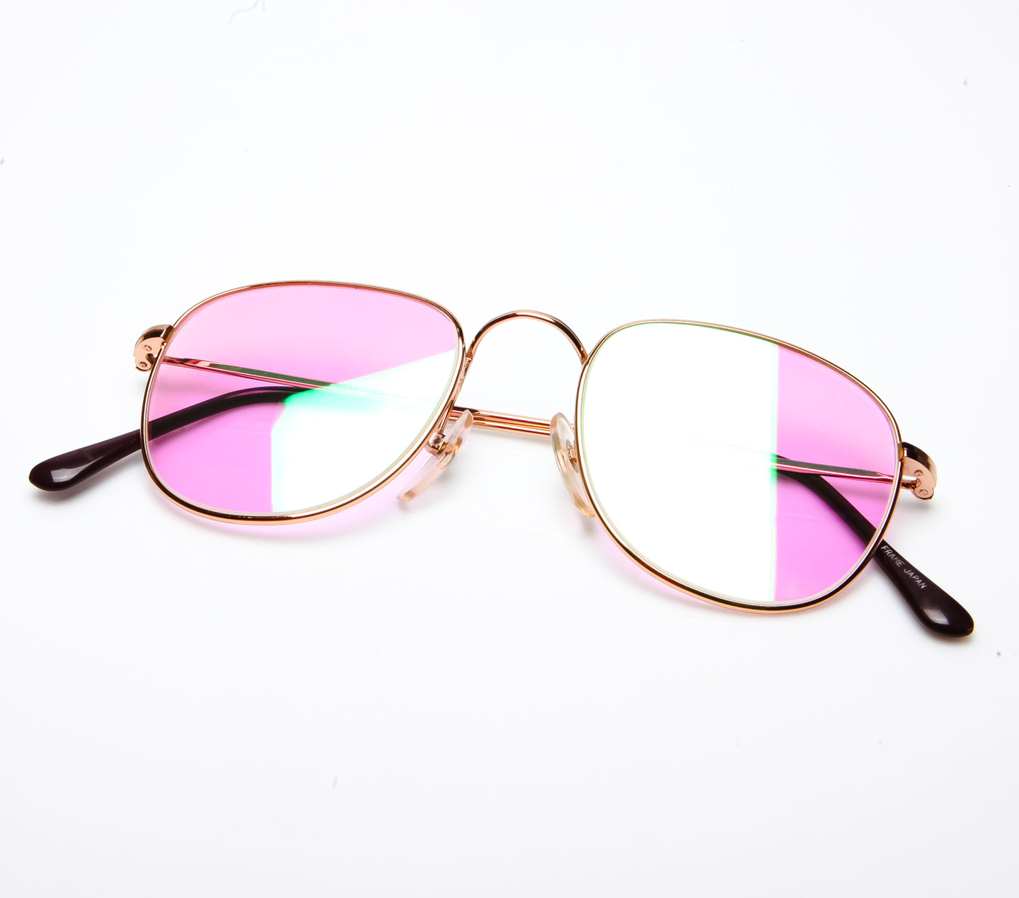 Flossy (Multi Flash Pink Thumbnail, VF by Vintage Frames , glasses frames, eyeglasses online, eyeglass frames, mens glasses, womens glasses, buy glasses online, designer eyeglasses, vintage sunglasses, retro sunglasses, vintage glasses, sunglass, eyeglass, glasses, lens, vintage frames company, vf