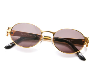 , VF 2000 24KT Gold Masterpiece (Black), VF Masterpiece, glasses frames, eyeglasses online, eyeglass frames, mens glasses, womens glasses, buy glasses online, designer eyeglasses, vintage sunglasses, retro sunglasses, vintage glasses, sunglass, eyeglass, glasses, lens, vintage frames company, vf