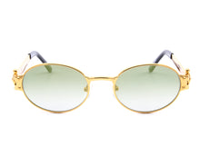 VF 2000 24KT Gold Masterpiece (Moss Green),VF Masterpiece , glasses frames, eyeglasses online, eyeglass frames, mens glasses, womens glasses, buy glasses online, designer eyeglasses, vintage sunglasses, retro sunglasses, vintage glasses, sunglass, eyeglass, glasses, lens, vintage frames company, vf