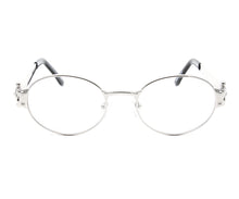 VF 2000 24KT White Gold Masterpiece (Clear),VF Masterpiece , glasses frames, eyeglasses online, eyeglass frames, mens glasses, womens glasses, buy glasses online, designer eyeglasses, vintage sunglasses, retro sunglasses, vintage glasses, sunglass, eyeglass, glasses, lens, vintage frames company, vf