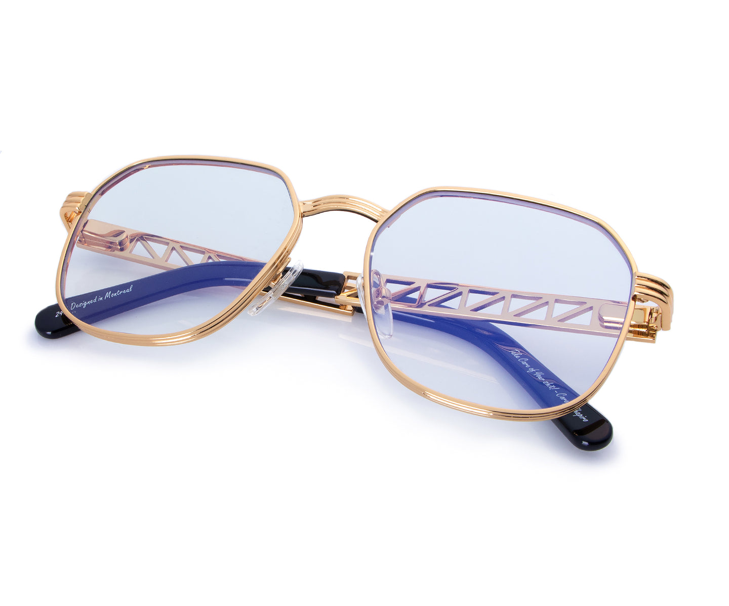 VF Jacques Cartier CEO 24KT Gold (Powder Green), VF Masterpiece , glasses frames, eyeglasses online, eyeglass frames, mens glasses, womens glasses, buy glasses online, designer eyeglasses, vintage sunglasses, retro sunglasses, vintage glasses, sunglass, eyeglass, glasses, lens, vintage frames company, vf