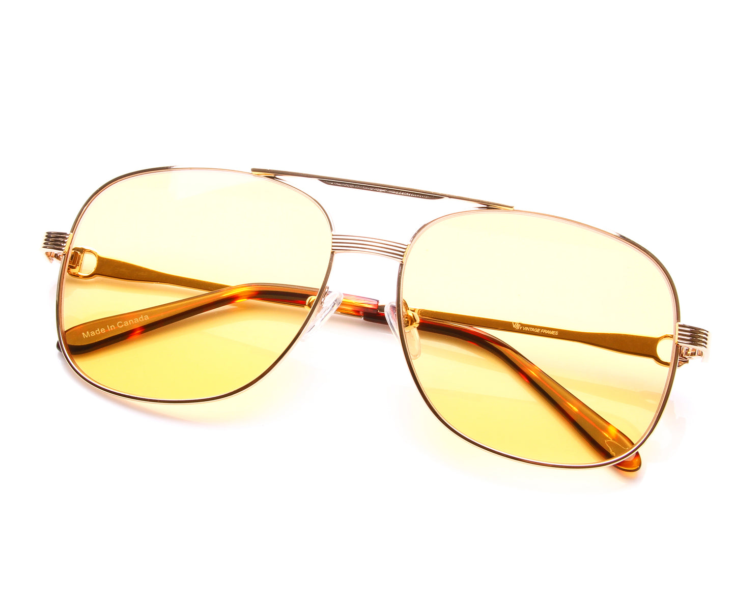VF Master (Honey Yellow), VF by Vintage Frames , glasses frames, eyeglasses online, eyeglass frames, mens glasses, womens glasses, buy glasses online, designer eyeglasses, vintage sunglasses, retro sunglasses, vintage glasses, sunglass, eyeglass, glasses, lens, vintage frames company, vf