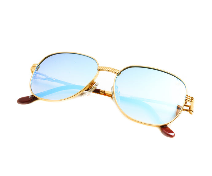 VF Mayor 18KT Gold (Blue Peach)