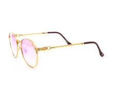 VF Miami Vice 18KT Gold (Candy Pink), VF by Vintage Frames, glasses frames, eyeglasses online, eyeglass frames, mens glasses, womens glasses, buy glasses online, designer eyeglasses, vintage sunglasses, retro sunglasses, vintage glasses, sunglass, eyeglass, glasses, lens, vintage frames company, vf
