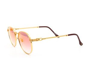 VF Miami Vice 18KT Gold (Grape / Yellow), VF by Vintage Frames, glasses frames, eyeglasses online, eyeglass frames, mens glasses, womens glasses, buy glasses online, designer eyeglasses, vintage sunglasses, retro sunglasses, vintage glasses, sunglass, eyeglass, glasses, lens, vintage frames company, vf