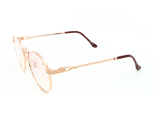 VF Miami Vice 18KT Rose Gold (Baby Pink), VF by Vintage Frames, glasses frames, eyeglasses online, eyeglass frames, mens glasses, womens glasses, buy glasses online, designer eyeglasses, vintage sunglasses, retro sunglasses, vintage glasses, sunglass, eyeglass, glasses, lens, vintage frames company, vf