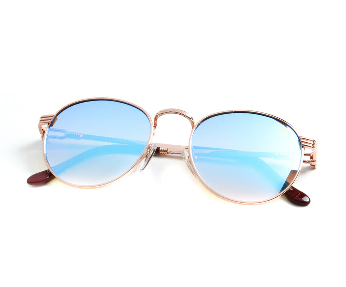 VF Miami Vice 18KT Rose Gold (Blue Peach)