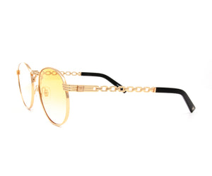 VF Equestrian Miami Vice 24KT Gold (Metro Yellow), VF Masterpiece, glasses frames, eyeglasses online, eyeglass frames, mens glasses, womens glasses, buy glasses online, designer eyeglasses, vintage sunglasses, retro sunglasses, vintage glasses, sunglass, eyeglass, glasses, lens, vintage frames company, vf