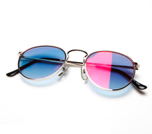 Miami Vice Platinum OG Complex Con Edition (Two-Tone Mauve Thumbnail, VF by Vintage Frames, glasses frames, eyeglasses online, eyeglass frames, mens glasses, womens glasses, buy glasses online, designer eyeglasses, vintage sunglasses, retro sunglasses, vintage glasses, sunglass, eyeglass, glasses, lens, vintage frames company, vf