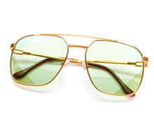 Narcos Masterpiece 18KT Gold Signature Edition (Picasso Green),VF Masterpiece , glasses frames, eyeglasses online, eyeglass frames, mens glasses, womens glasses, buy glasses online, designer eyeglasses, vintage sunglasses, retro sunglasses, vintage glasses, sunglass, eyeglass, glasses, lens, vintage frames company, vf