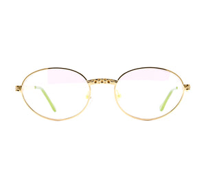 VF Pac Masterpiece 24KT Gold (Pink Multi Flash) Front, VF Masterpiece, glasses frames, eyeglasses online, eyeglass frames, mens glasses, womens glasses, buy glasses online, designer eyeglasses, vintage sunglasses, retro sunglasses, vintage glasses, sunglass, eyeglass, glasses, lens, vintage frames company, vf