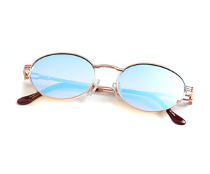 VF Pac 18KT Rose Gold (Blue Peach)