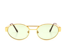 VF Pearlmaster 24KT Gold (Money Green) Front, VF Masterpiece, glasses frames, eyeglasses online, eyeglass frames, mens glasses, womens glasses, buy glasses online, designer eyeglasses, vintage sunglasses, retro sunglasses, vintage glasses, sunglass, eyeglass, glasses, lens, vintage frames company, vf
