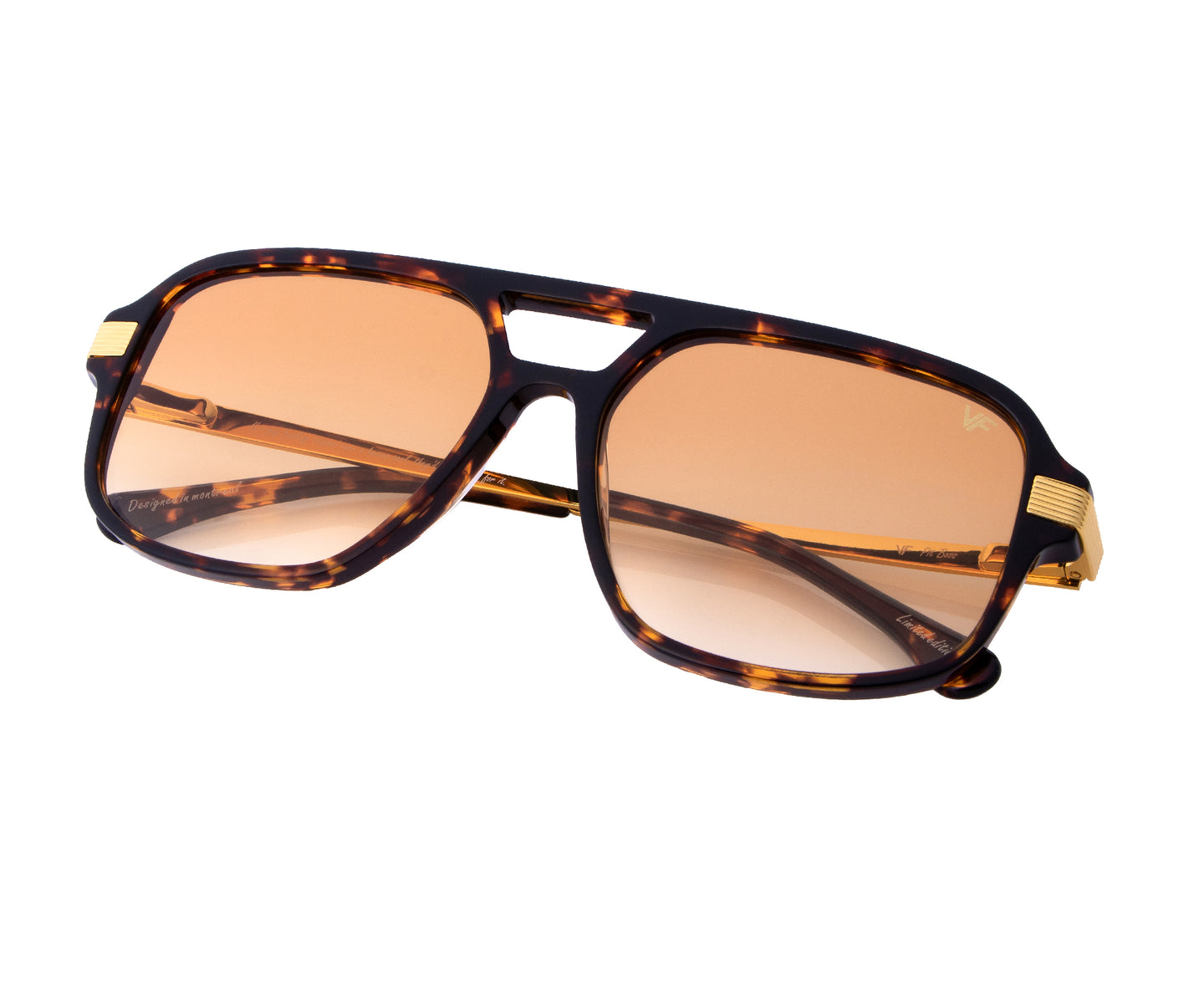 VF Pit Boss Brown Tortoise (Sunset Gradient), VF by Vintage Frames , glasses frames, eyeglasses online, eyeglass frames, mens glasses, womens glasses, buy glasses online, designer eyeglasses, vintage sunglasses, retro sunglasses, vintage glasses, sunglass, eyeglass, glasses, lens, vintage frames company, vf