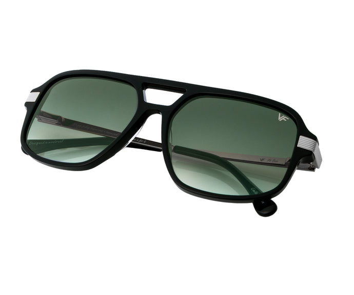 VF Pit Boss Matte Black (Army Green), VF by Vintage Frames, vintage frames, vintage frame, vintage sunglasses, vintage glasses, retro sunglasses, retro glasses, vintage glasses, vintage designer sunglasses, vintage design glasses, eyeglass frames, glasses frames, sunglass frames, sunglass, eyeglass, glasses, lens, jewelry, vintage frames company, vf