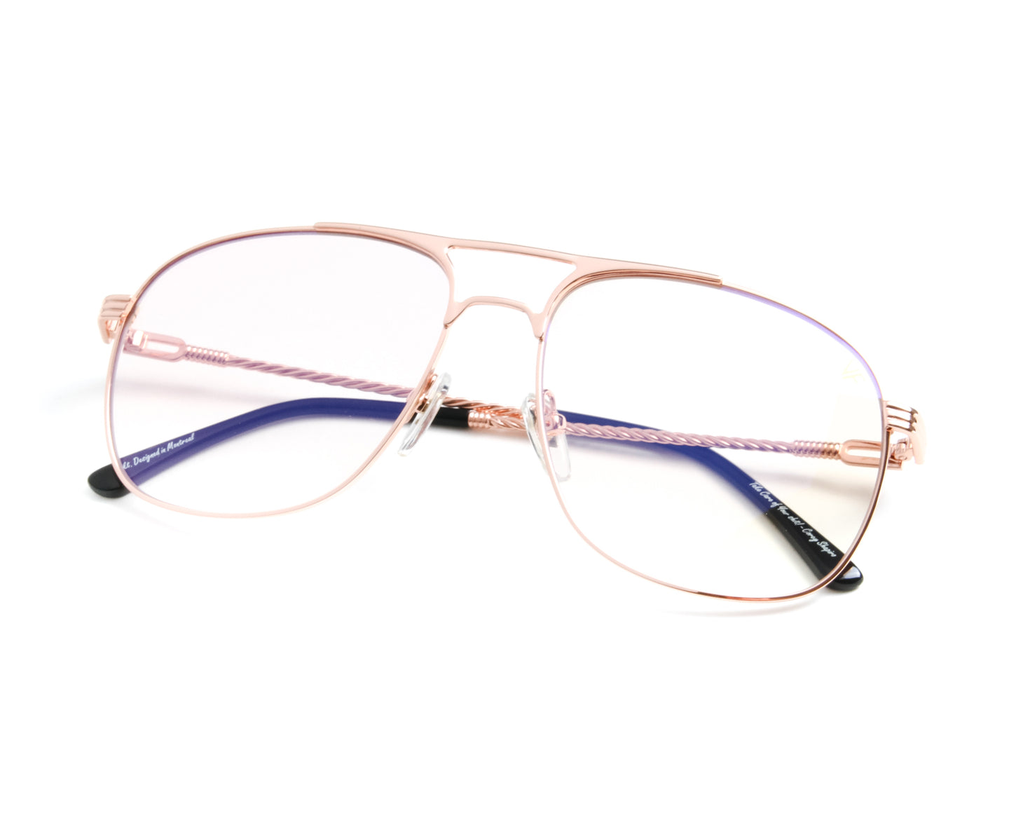 VF Snatch 18KT Rose Gold (Baby Pink), VF by Vintage Frames , glasses frames, eyeglasses online, eyeglass frames, mens glasses, womens glasses, buy glasses online, designer eyeglasses, vintage sunglasses, retro sunglasses, vintage glasses, sunglass, eyeglass, glasses, lens, vintage frames company, vf