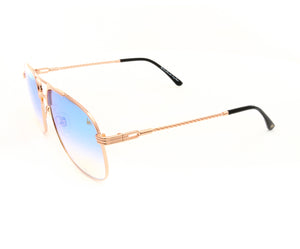 VF Snatch 18KT Rose Gold (Blue Peach), VF by Vintage Frames, glasses frames, eyeglasses online, eyeglass frames, mens glasses, womens glasses, buy glasses online, designer eyeglasses, vintage sunglasses, retro sunglasses, vintage glasses, sunglass, eyeglass, glasses, lens, vintage frames company, vf