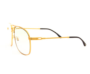 VF Snatch 18KT Satin Gold (Powder Green), VF by Vintage Frames, glasses frames, eyeglasses online, eyeglass frames, mens glasses, womens glasses, buy glasses online, designer eyeglasses, vintage sunglasses, retro sunglasses, vintage glasses, sunglass, eyeglass, glasses, lens, vintage frames company, vf