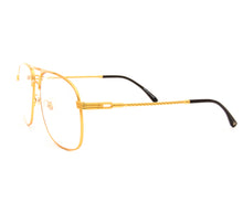 VF Snatch 18KT Satin Gold (Clear),VF by Vintage Frames , glasses frames, eyeglasses online, eyeglass frames, mens glasses, womens glasses, buy glasses online, designer eyeglasses, vintage sunglasses, retro sunglasses, vintage glasses, sunglass, eyeglass, glasses, lens, vintage frames company, vf