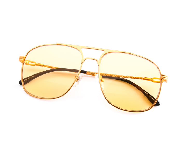 VF Snatch 18KT Satin Gold (Honey Yellow)