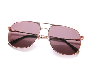 VF Snatch 18KT Rose Gold Two-Tone Signature Edition (Black), VF by Vintage Frames, vintage frames, vintage frame, vintage sunglasses, vintage glasses, retro sunglasses, retro glasses, vintage glasses, vintage designer sunglasses, vintage design glasses, eyeglass frames, glasses frames, sunglass frames, sunglass, eyeglass, glasses, lens, jewelry, vintage frames company, vf
