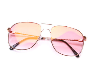 VF Snatch 18KT Rose Gold Two-Tone Signature Edition (Maroon), VF by Vintage Frames, vintage frames, vintage frame, vintage sunglasses, vintage glasses, retro sunglasses, retro glasses, vintage glasses, vintage designer sunglasses, vintage design glasses, eyeglass frames, glasses frames, sunglass frames, sunglass, eyeglass, glasses, lens, jewelry, vintage frames company, vf