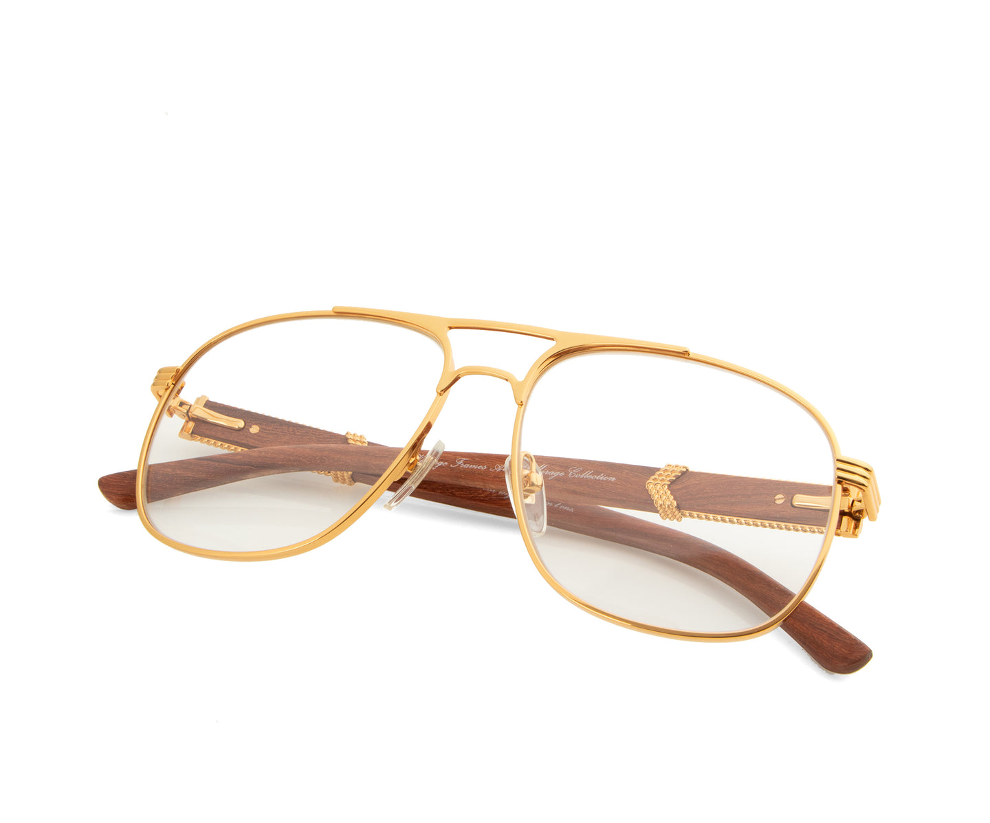 VF Atelier Mirage Woods: Snatch (Clear), VF Masterpiece , glasses frames, eyeglasses online, eyeglass frames, mens glasses, womens glasses, buy glasses online, designer eyeglasses, vintage sunglasses, retro sunglasses, vintage glasses, sunglass, eyeglass, glasses, lens, vintage frames company, vf