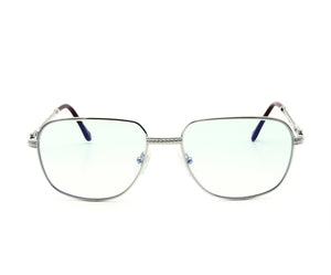 VF South-West 18KT White Gold (Powder Green) Front, VF by Vintage Frames, glasses frames, eyeglasses online, eyeglass frames, mens glasses, womens glasses, buy glasses online, designer eyeglasses, vintage sunglasses, retro sunglasses, vintage glasses, sunglass, eyeglass, glasses, lens, vintage frames company, vf
