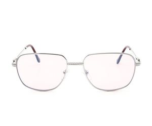 VF South-West 18KT White Gold (Rose Solid) Front, VF by Vintage Frames, glasses frames, eyeglasses online, eyeglass frames, mens glasses, womens glasses, buy glasses online, designer eyeglasses, vintage sunglasses, retro sunglasses, vintage glasses, sunglass, eyeglass, glasses, lens, vintage frames company, vf